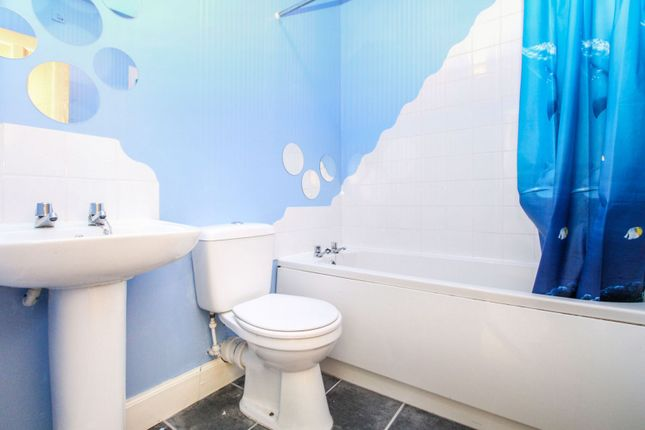 Bathroom of George Street, Aberdeen AB25