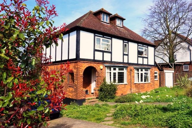 Thumbnail Detached house for sale in Priestfields, Rochester