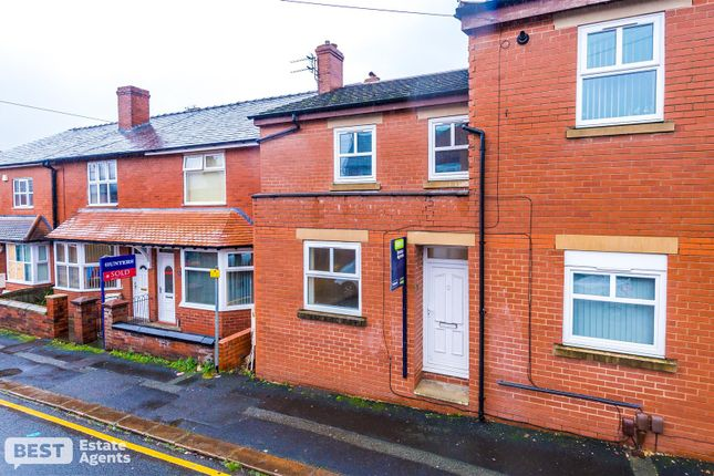 Thumbnail End terrace house to rent in Hope Street, Leigh, Greater Manchester