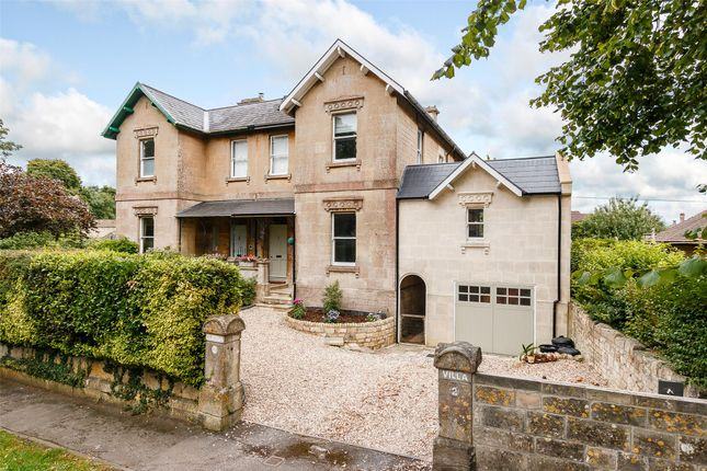 Thumbnail Semi-detached house for sale in The Avenue, Combe Down, Bath, Somerset