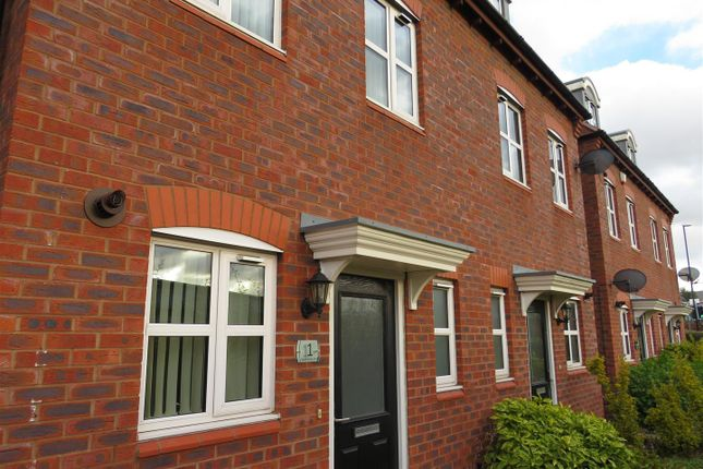 Thumbnail Terraced house to rent in Sunbeam Way, Coventry