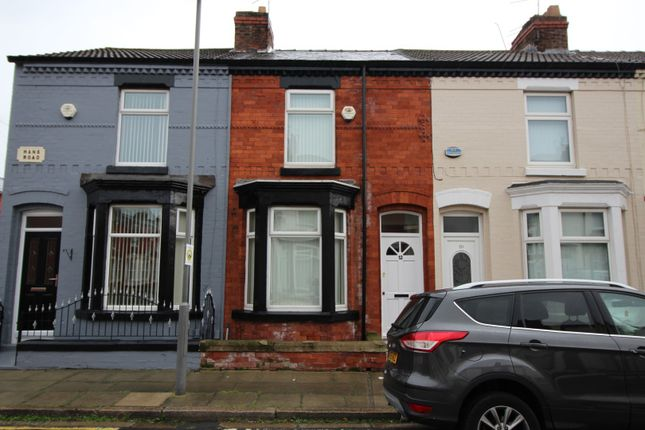 Thumbnail Terraced house to rent in Hans Road, Walton