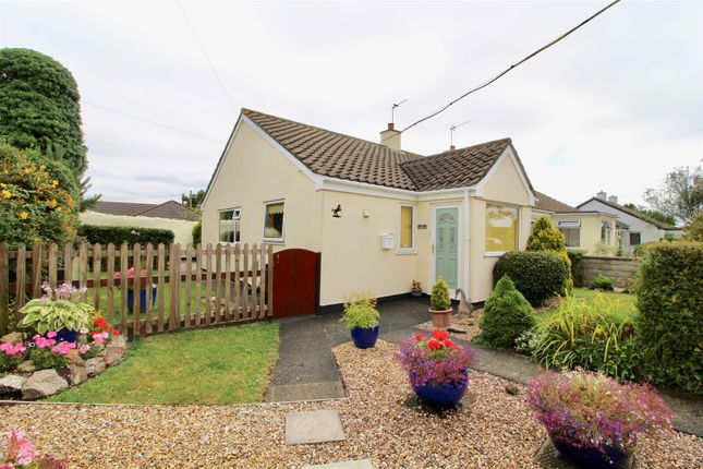 Thumbnail Semi-detached bungalow for sale in Treyew Place, Carharrack, Redruth