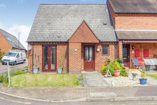 Thumbnail Semi-detached house for sale in Top Farm Court, Kilburn, Belper