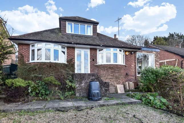 Thumbnail Detached bungalow for sale in Carrington Road, High Wycombe