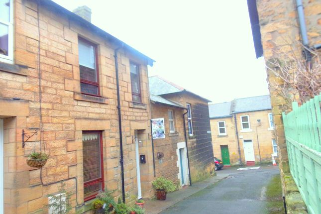 Thumbnail Terraced house for sale in Armstrong Place, Alnwick