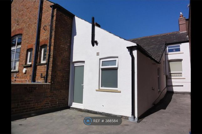 Thumbnail Flat to rent in Lord Street, Fleetwood
