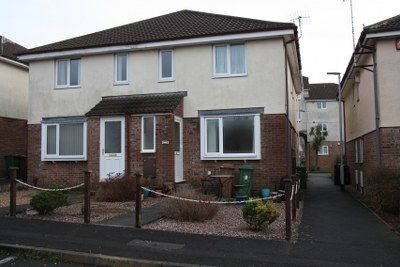 Thumbnail End terrace house to rent in White Friars Lane, Plymouth