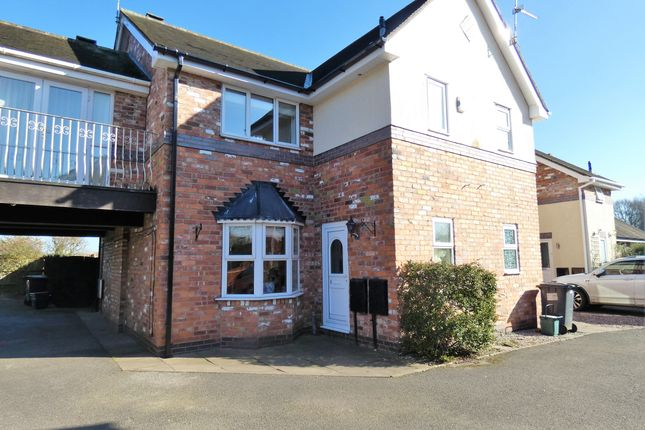 Thumbnail Semi-detached house for sale in Waterside Close, Madeley, Crewe