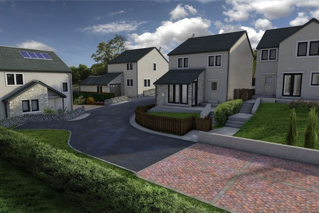 Thumbnail Detached house for sale in Norfolk Close, Penruddock, Penrith, Cumbria