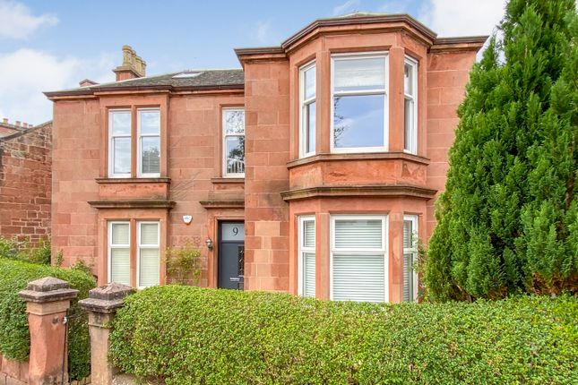 Thumbnail Maisonette for sale in Langside Road, Bothwell