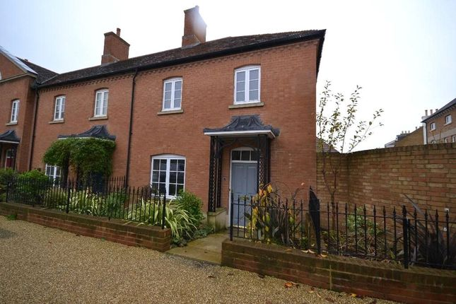 Thumbnail End terrace house to rent in Wadebridge Street, Poundbury, Dorchester