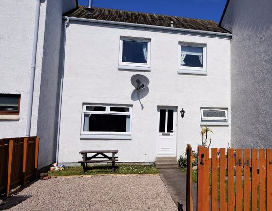 Terraced house for sale in Muirfield Road, Brora