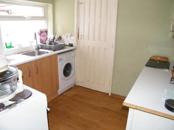 Kitchen of Henry Street, Crewe, Cheshire CW1