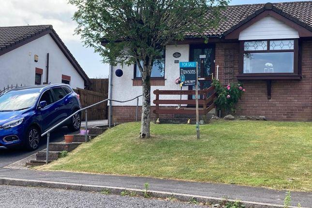 Semi-detached bungalow for sale in Lon Brynawel, Llansamlet, Swansea