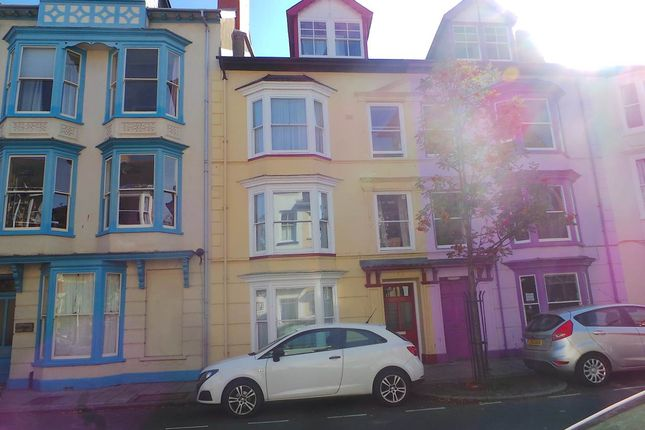Thumbnail Town house to rent in 33 Portland Street, Aberystwyth, Ceredigion