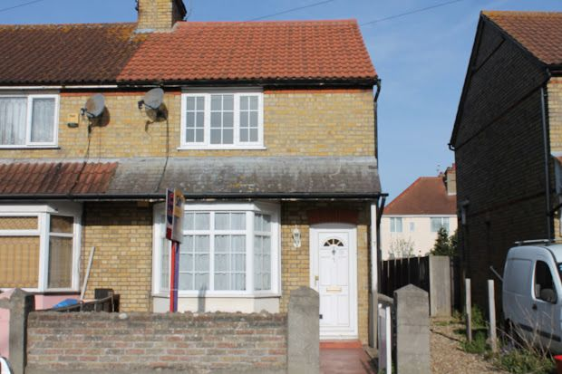 Thumbnail Property to rent in Carrs Road, Clacton-On-Sea