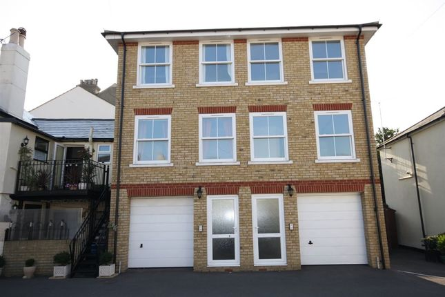 Thumbnail Town house to rent in Cambridge Mews, Cambridge Road, Walmer, Deal