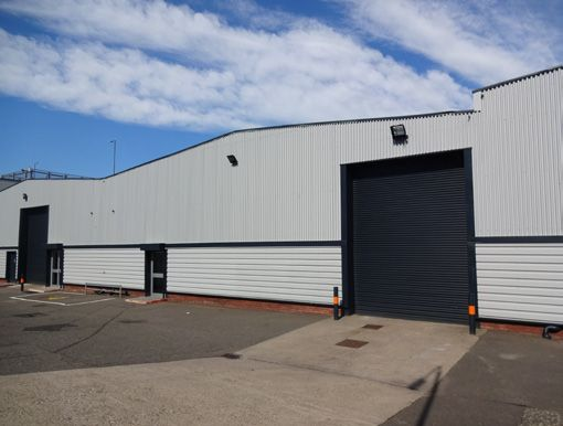 Thumbnail Industrial to let in Unit 1B, 3 Devon Place, Glasgow