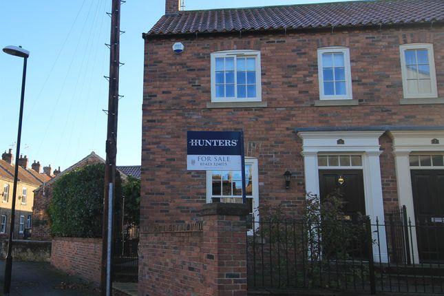 Thumbnail Semi-detached house for sale in Pyesbury Walk, Boroughbridge, York