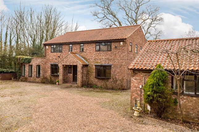 Thumbnail Detached house for sale in Fulford Park, Fulford, York, North Yorkshire