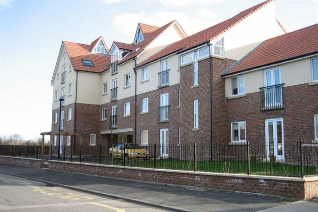 Thumbnail Flat to rent in Friars Rise, Whitley Bay