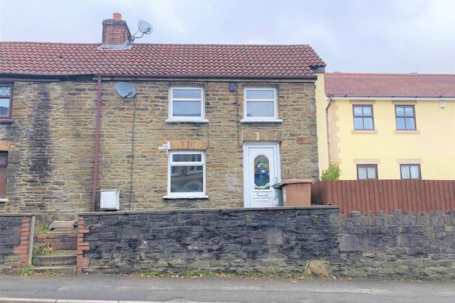 Thumbnail Property to rent in Commercial Road, Machen, Caerphilly