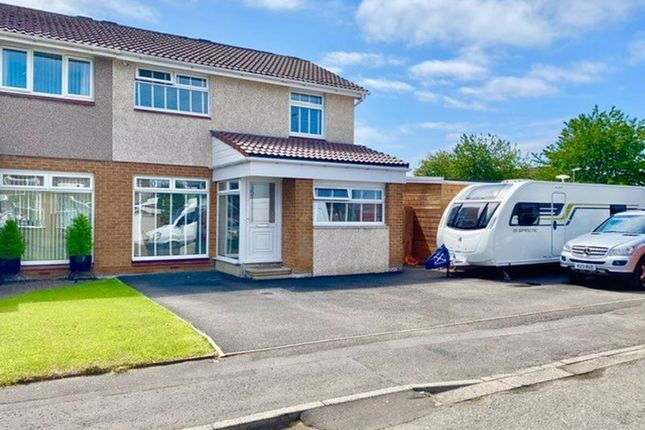 Thumbnail Semi-detached house for sale in Mochrum Court, Prestwick