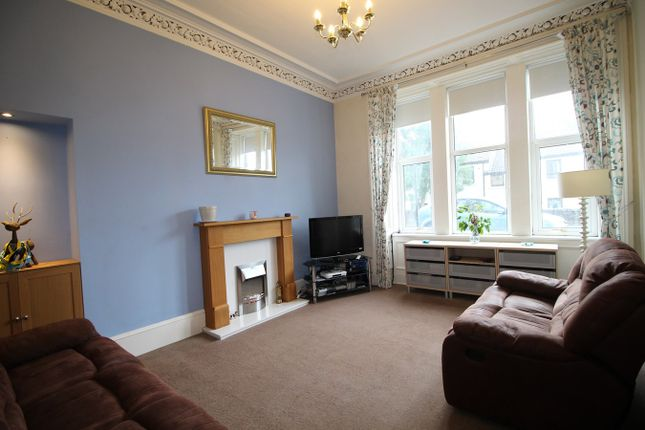 Thumbnail Flat for sale in Springfield Terrace, Dunblane
