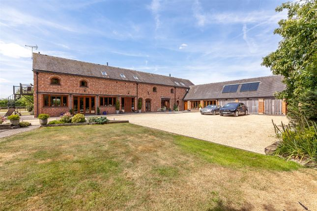 Thumbnail Detached house for sale in Alkmonton, Ashbourne, Derbyshire