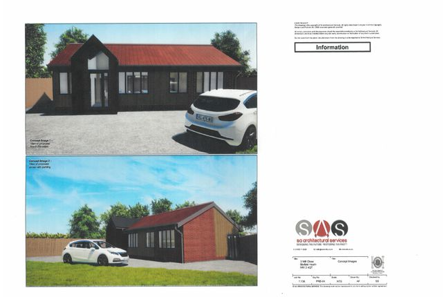 Land for sale in Mill Close, Blofield, Norwich NR13