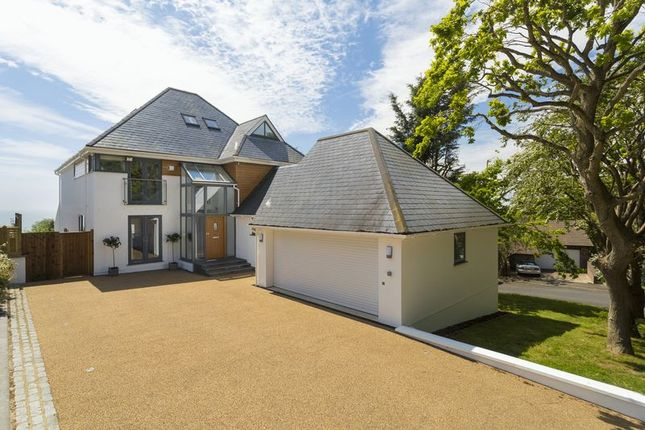 Thumbnail Detached house for sale in Whitenbrook, Hythe