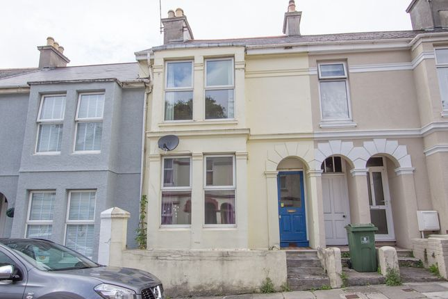 Thumbnail Terraced house for sale in Oxford Avenue, Peverell, Plymouth