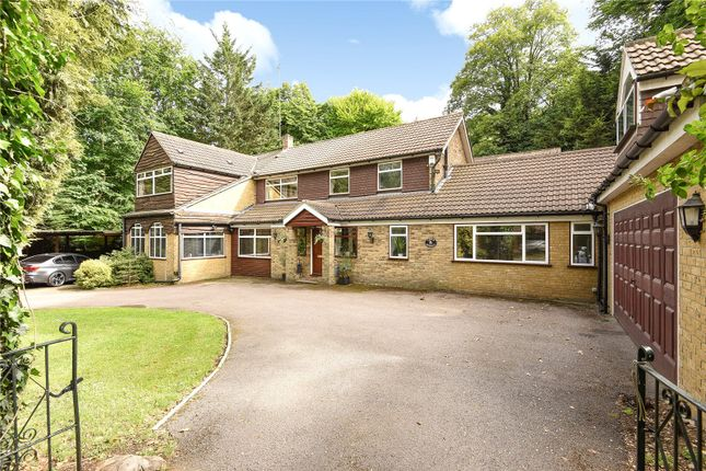 Thumbnail Detached house for sale in Valley Road, Rickmansworth, Hertfordshire