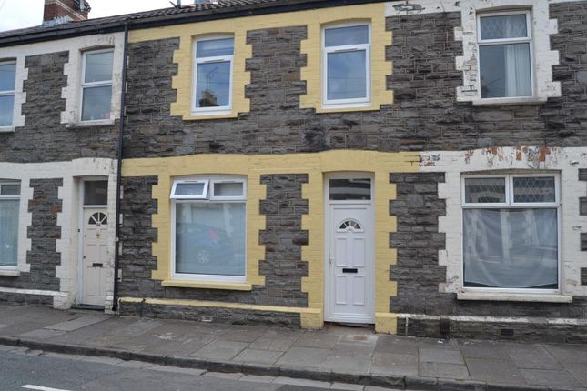 Thumbnail Flat to rent in 62, Coburn Street, Cathays, Cardiff, South Wales