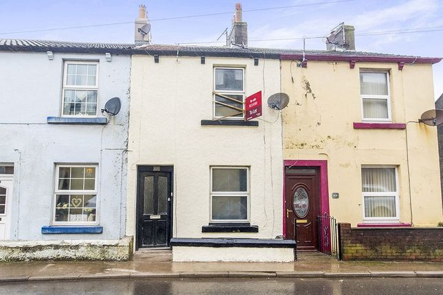 Thumbnail Terraced house for sale in Main Street, St. Bees