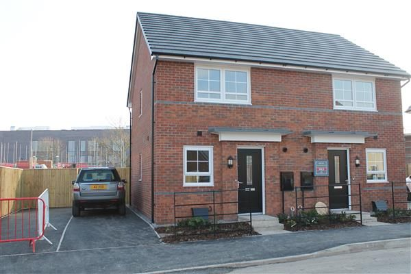 Thumbnail Property to rent in Princeton Road, College Gardens, Ellesmere Port