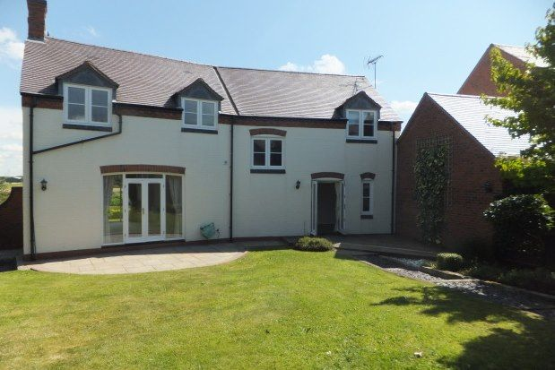Thumbnail Detached house to rent in Two Trees Close, Tamworth