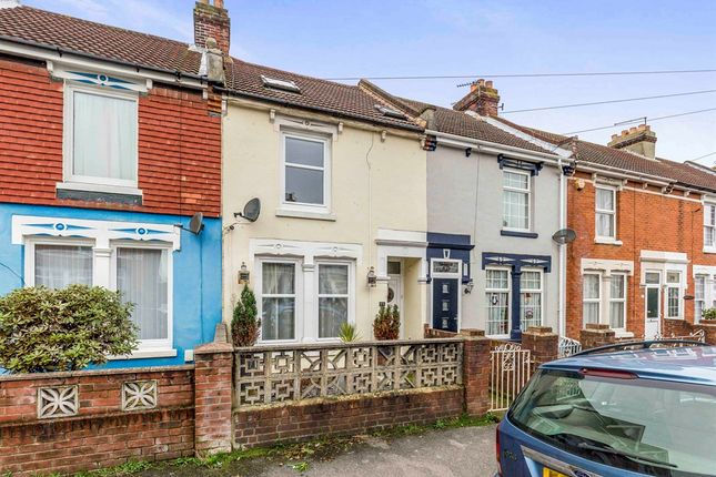 3 bed terraced house for sale in Parham Road, Gosport