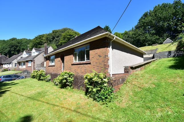 Thumbnail Bungalow for sale in Hill Road, Neath Abbey, Neath