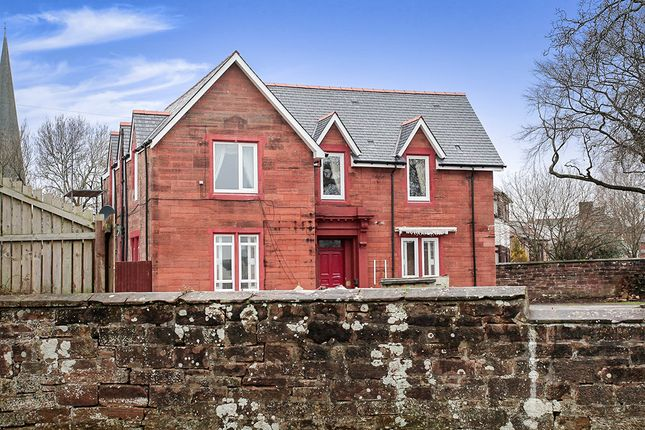 Thumbnail Flat for sale in College Street, Dumfries
