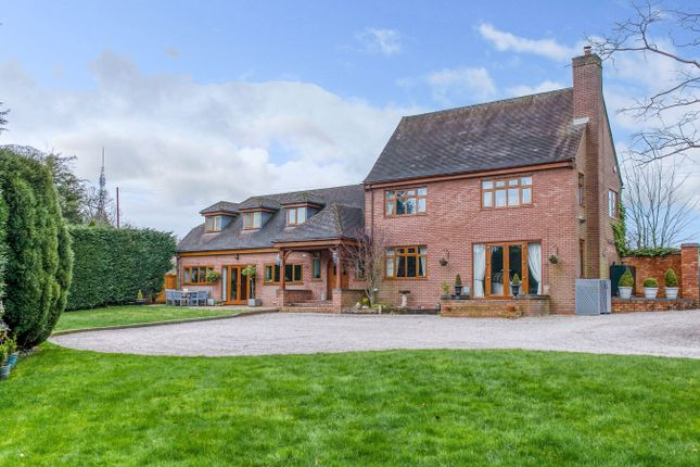 Thumbnail Detached house for sale in Valley Road, Dodford, Bromsgrove