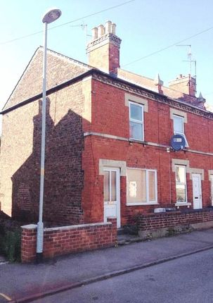 Thumbnail End terrace house for sale in South Parade, Spalding