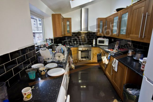 Thumbnail Terraced house to rent in Balfour Road, Lenton, Nottingham