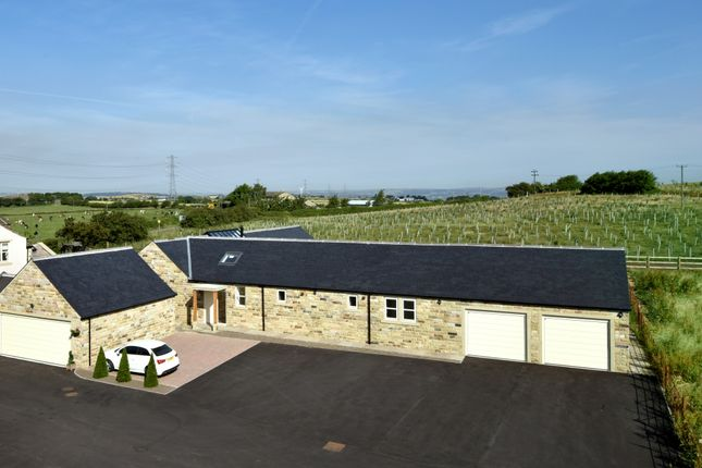 Thumbnail Detached bungalow for sale in Dransfield Hill Farm, Liley Lane, Upper Hopton