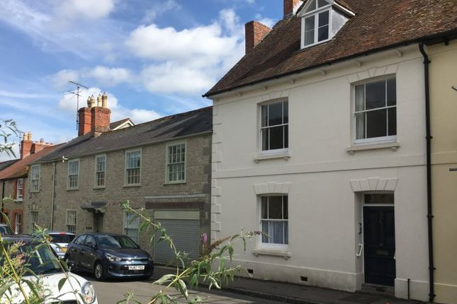 Thumbnail Town house for sale in Church Street, Mere, Warminster