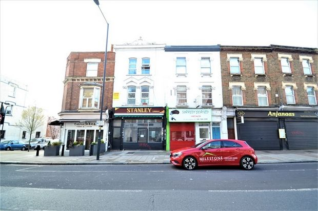 Thumbnail Commercial property for sale in Willesden Lane, Kilburn, London