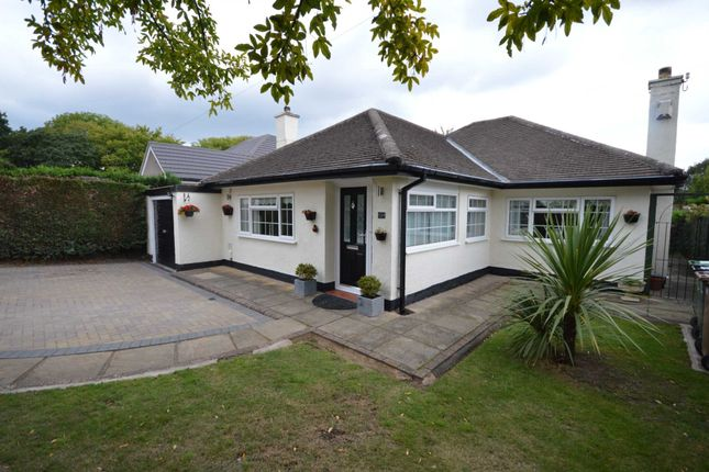 Thumbnail Bungalow for sale in Greenfields Crescent, Bromborough, Wirral