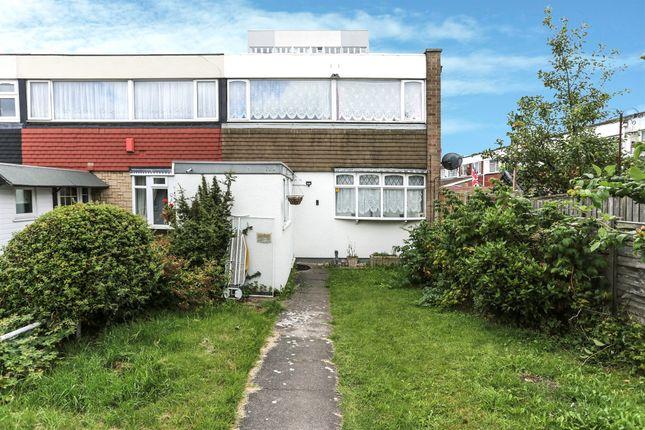 Thumbnail End terrace house for sale in Bosworth Drive, Fordbridge, Birmingham