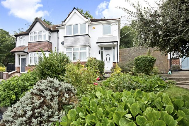 Thumbnail Semi-detached house for sale in Veda Road, Ladywell